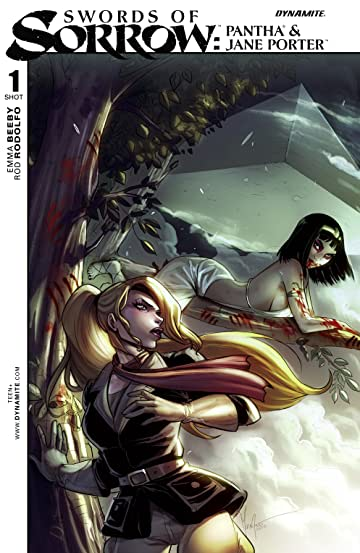 Swords of Sorrow: Pantha/Jane Porter Special: Digital Exclusive Edition
