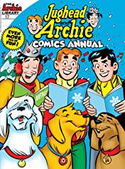 Jughead and Archie Comics Double Digest #17
