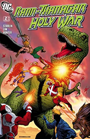 Rann-Thanagar Holy War #2 (of 8)