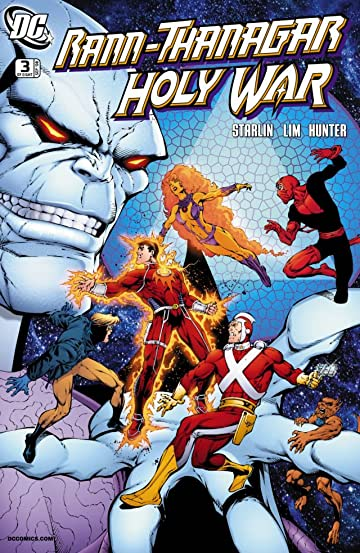 Rann-Thanagar Holy War #3 (of 8)