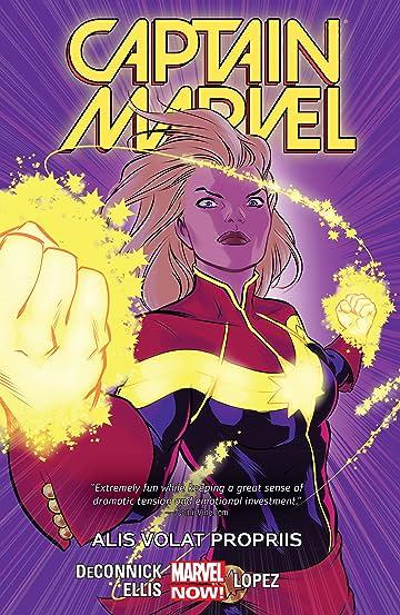 Captain Marvel Tome 3: Alis Volat Propriis