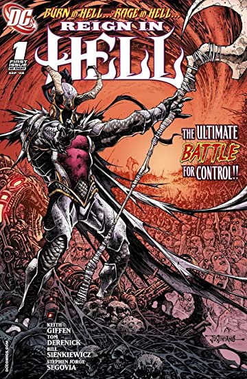 Reign in Hell #1 (of 8)