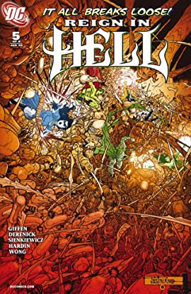 Reign In Hell #5 (of 8)