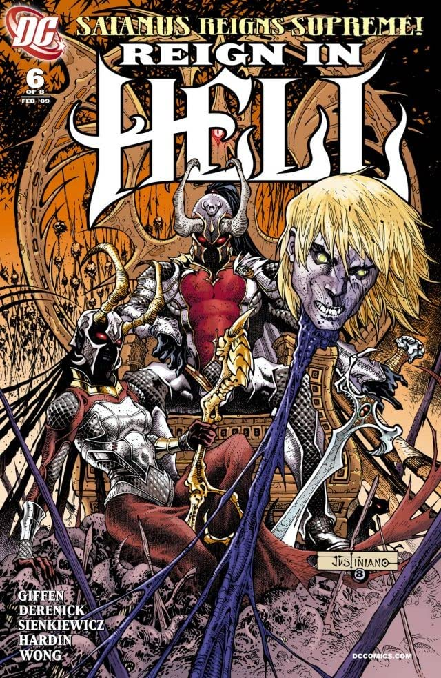 Reign in Hell #6 (of 8)