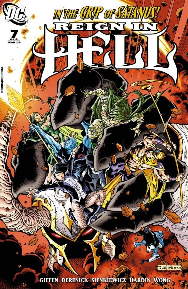 Reign In Hell #7 (of 8)