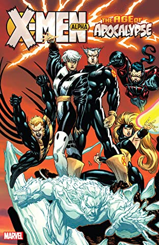 X-Men: Age of Apocalypse Tome 1: Alpha