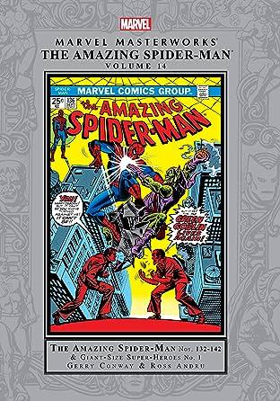 Amazing Spider-Man Masterworks Tome 14
