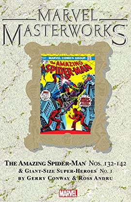 Amazing Spider-Man Masterworks Vol. 14