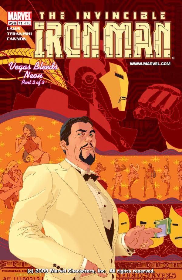 Iron Man (1998-2004) #71