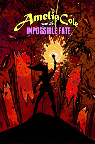 Amelia Cole #24: The Impossible Fate Part 6