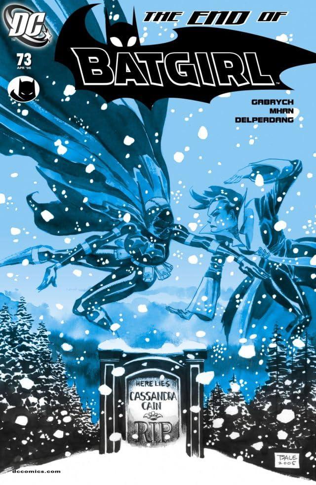 Batgirl (2000-2006) #73