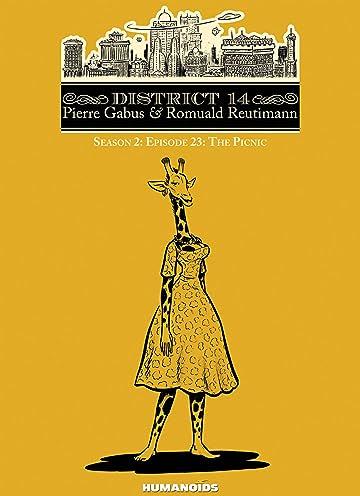 District 14: Season 2 Vol. 11: The Picnic