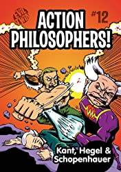 Action Philosophers #12: Kant, Hegel and Schoppenhauer!