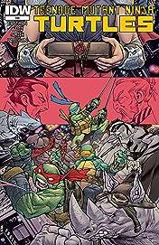 Teenage Mutant Ninja Turtles #49