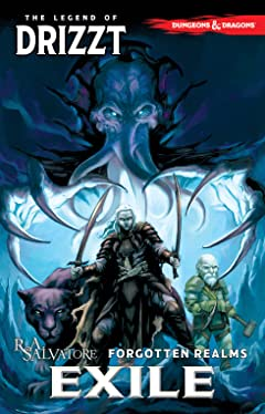 Dungeons & Dragons: The Legend of Drizzt Tome 2: Exile