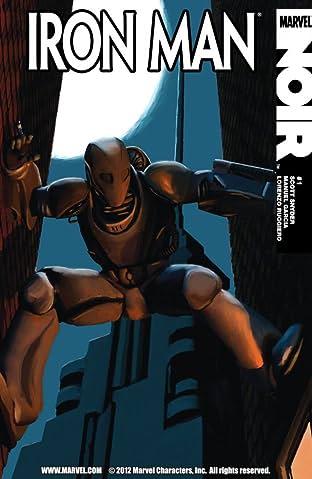 Iron Man Noir #1 (of 4)