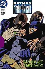 Batman: Legends of the Dark Knight #189