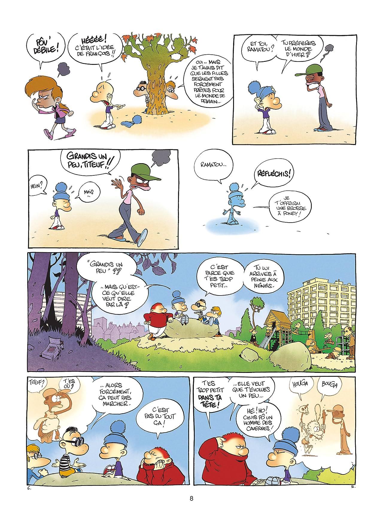 Titeuf Vol. 14: Bienvenue en adolescence !