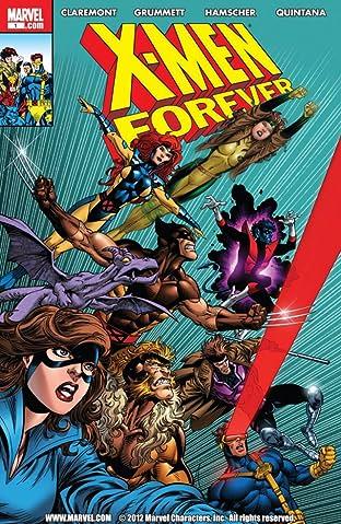 X-Men Forever (2009-2010) #1