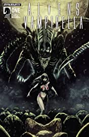 Aliens/Vampirella #1 (of 6): Digital Exclusive Edition
