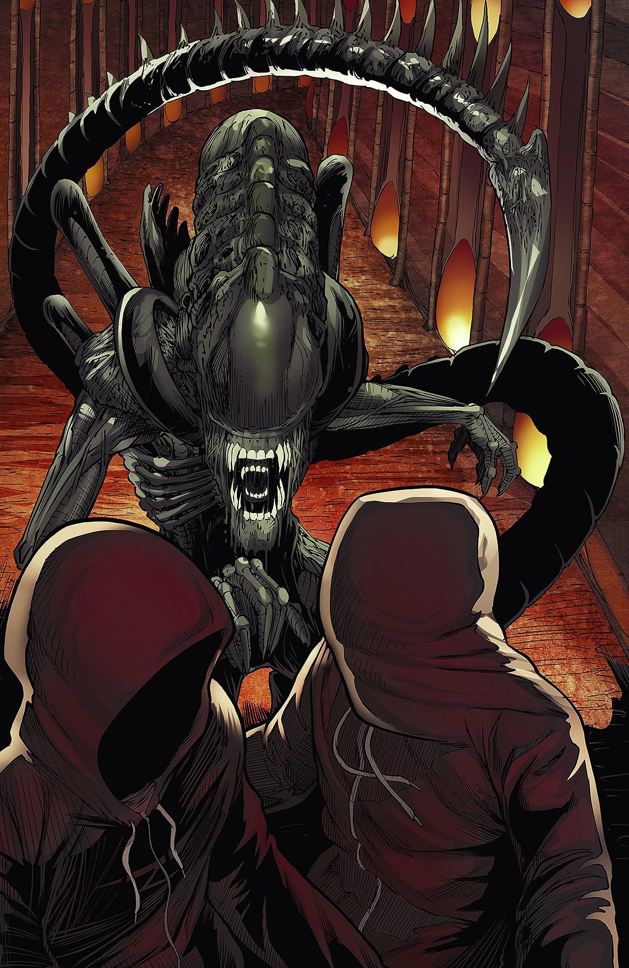 Aliens/Vampirella #1 (of 6): Digital Exclusive Edition