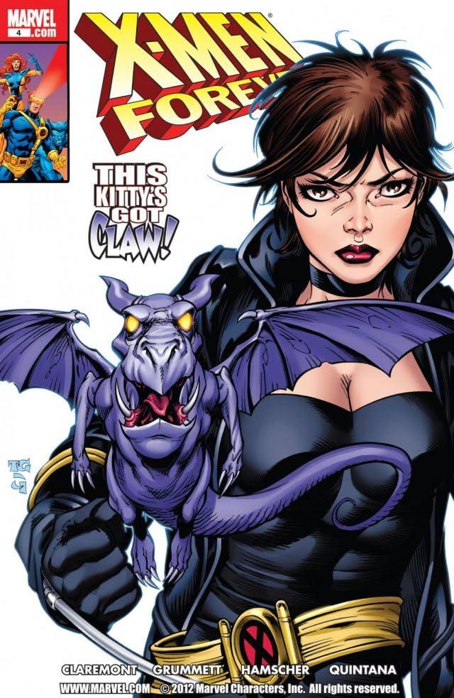 X-Men Forever #4