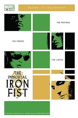 Immortal Iron Fist (2006-2009) #16