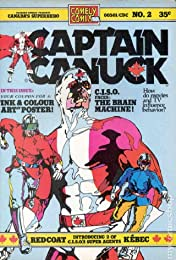 Captain Canuck - Original Series #2