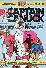 Captain Canuck - Original Series #2