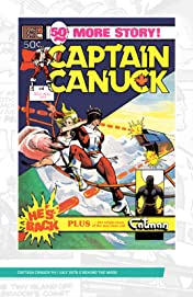 Captain Canuck - Original Series #4