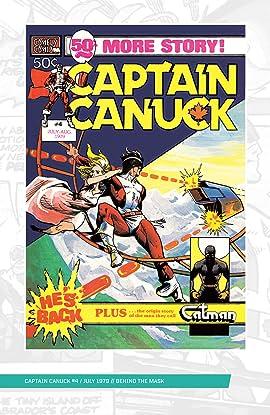 Captain Canuck - Original Series #4