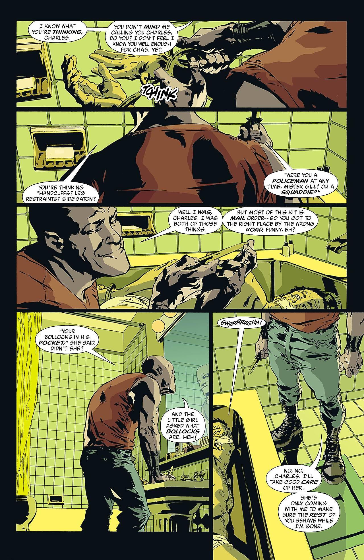 Hellblazer #196