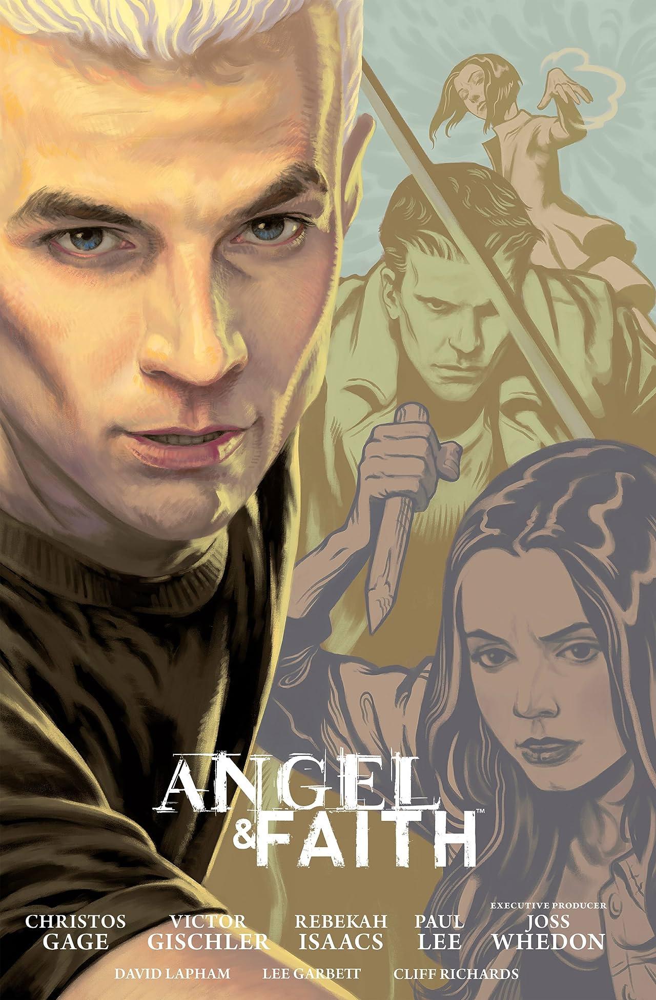 Angel & Faith: Season Nine: Library Edition Vol. 2