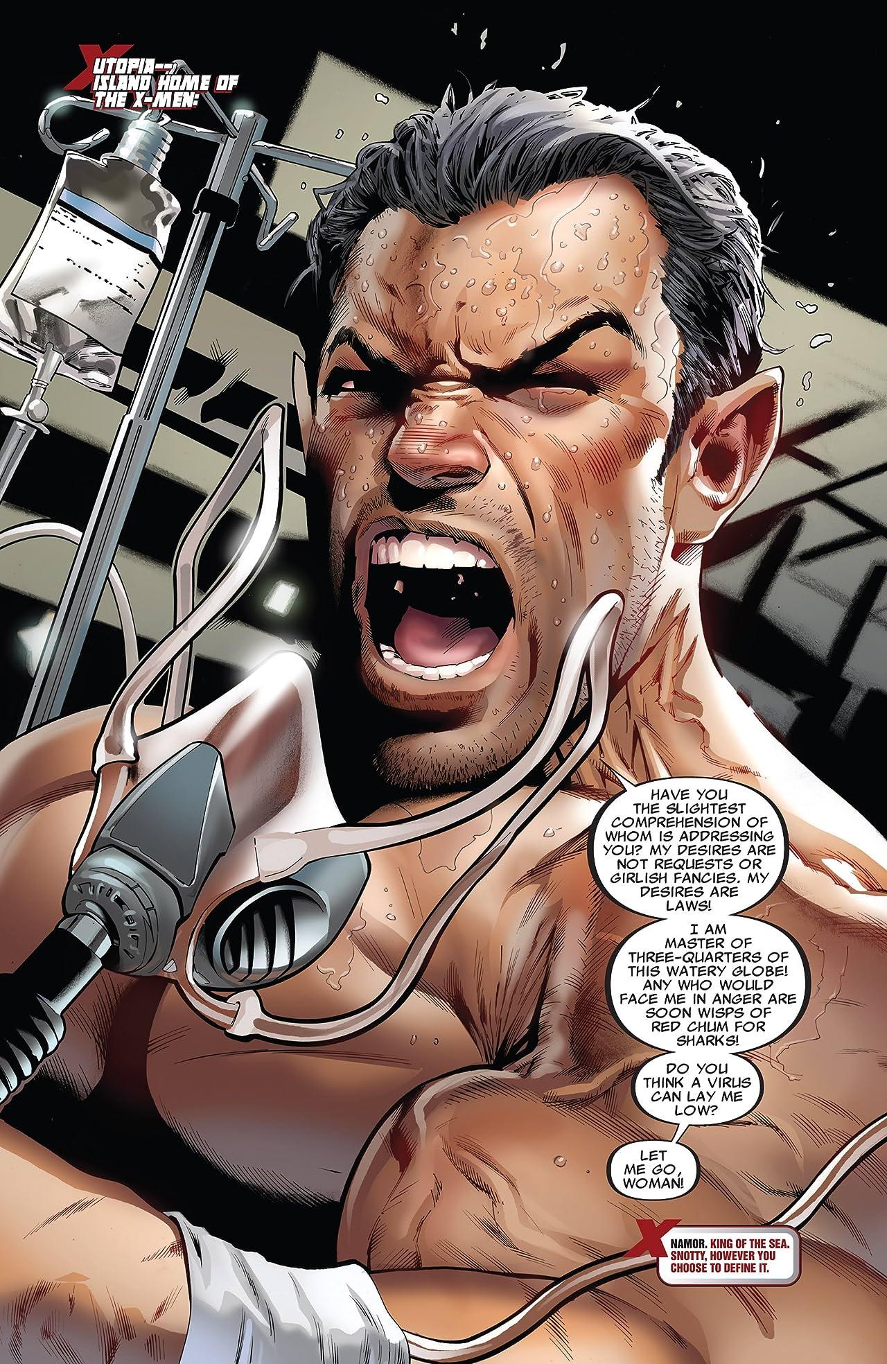 Uncanny X-Men (1963-2011) #531