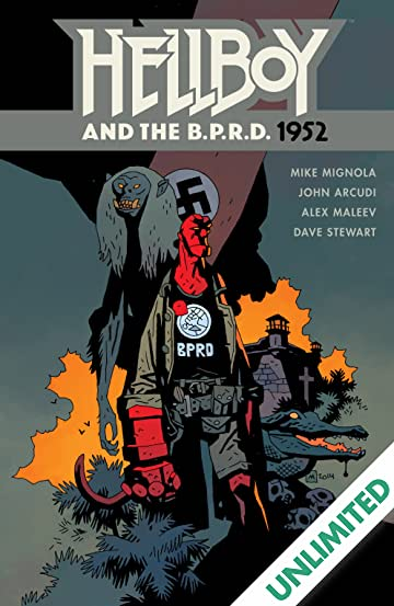 Hellboy and the B.P.R.D.: 1952