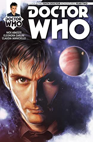 Doctor Who: The Tenth Doctor No.2.2