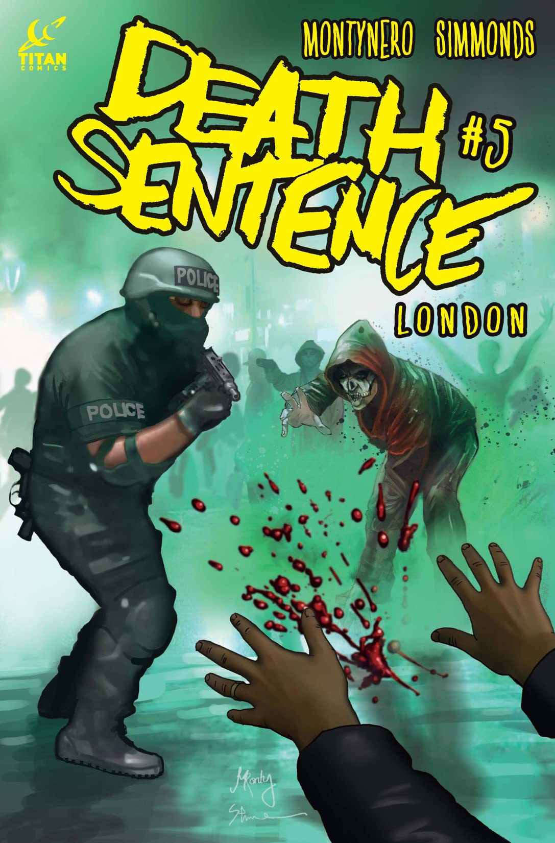 Death Sentence: London #5