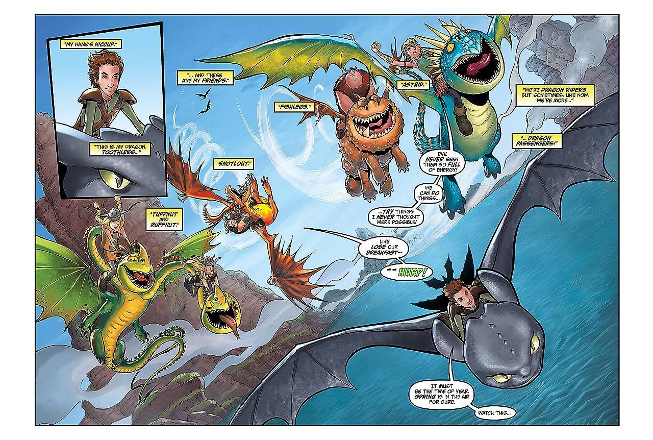 Dragons: Riders of Berk: The Collectors Edition