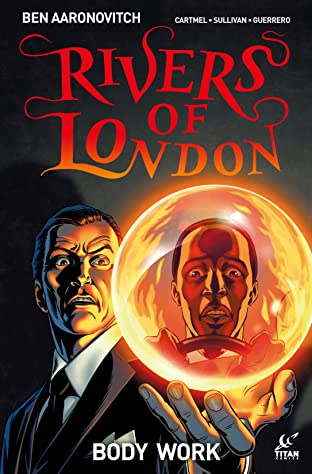 Rivers of London: Body Work #4