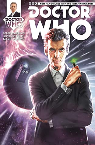 Doctor Who: The Twelfth Doctor No.14