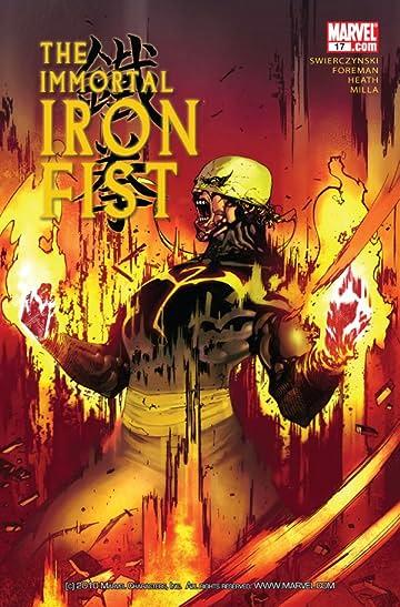 Immortal Iron Fist (2006-2009) #17