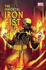 Immortal Iron Fist #17