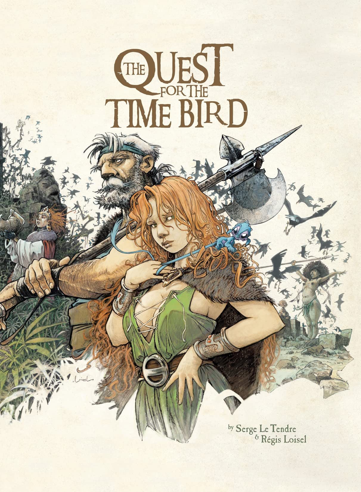 The Quest For The Time Bird