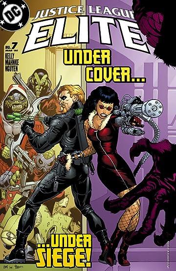 Justice League Elite #7