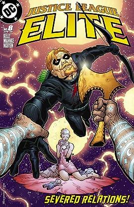 Justice League Elite #8 (of 12)