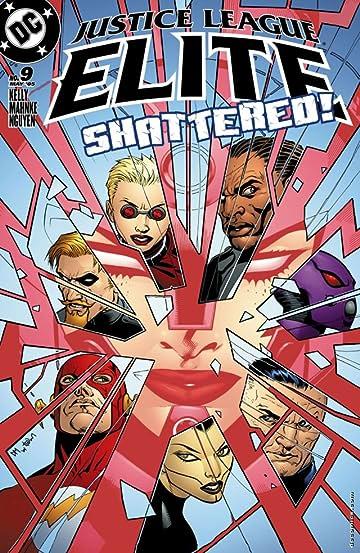 Justice League Elite #9
