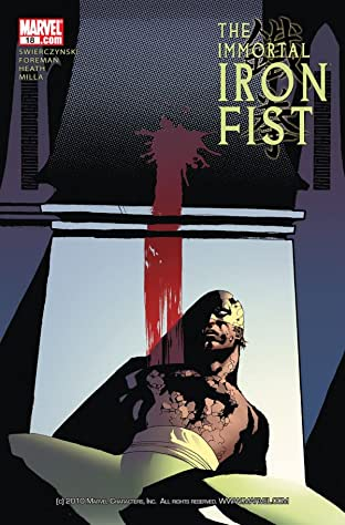 Immortal Iron Fist No.18