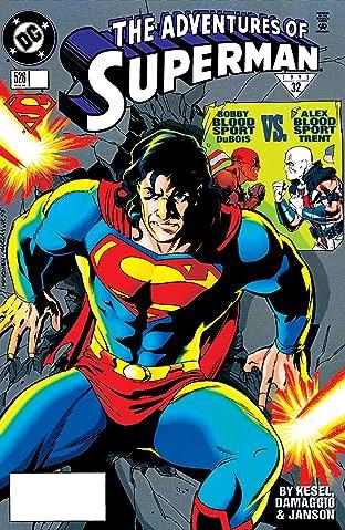 Adventures of Superman (1986-2006) #526