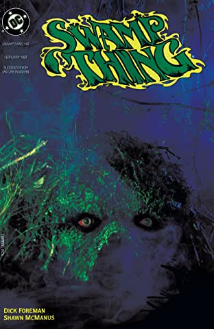 Swamp Thing (1982-1996) #116