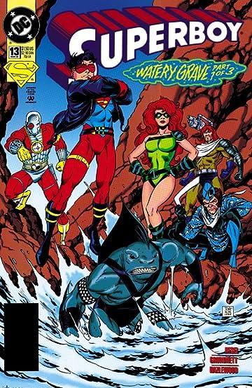 Superboy (1994-2002) #13
